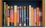 Whats on you Bookshelf - Blog post by Christopher Grant